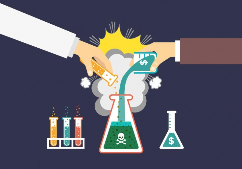chemical industry influencing regulation.jpg 850 593 - روش های تشخیص الکل تقلبی + چندین روش کاربردی